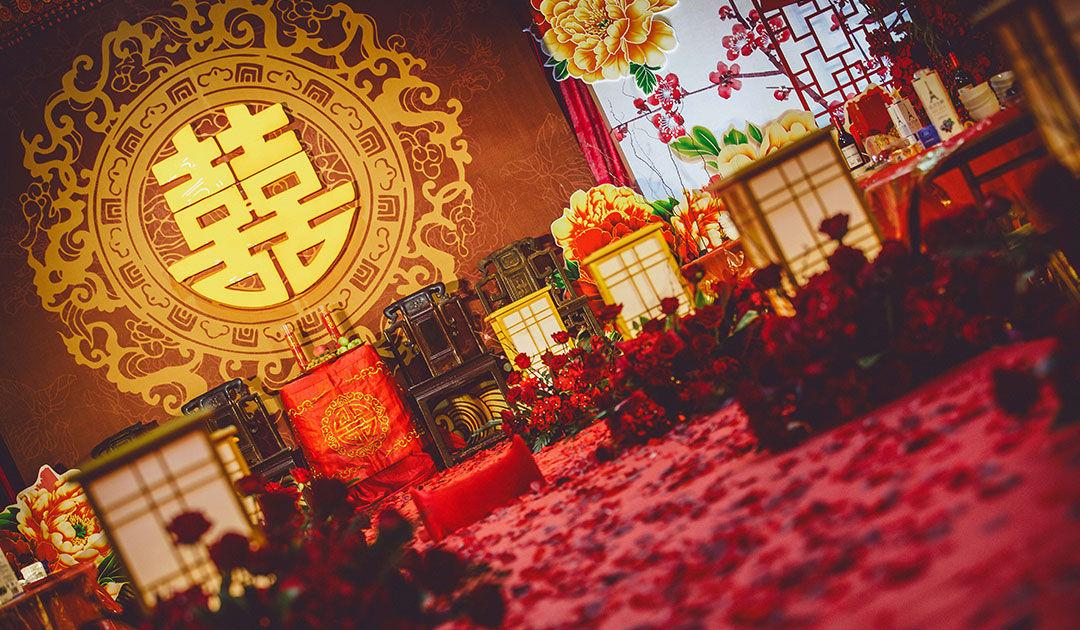 中式婚礼案例欣赏